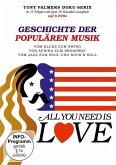 Geschichte der populären Musik - All you need is love DVD-Box