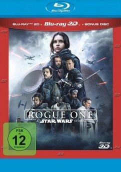 Rogue One: A Star Wars Story (Blu-ray 3D + Blu-ray + DVD)