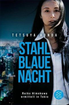 Stahlblaue Nacht / Reiko Himekawa Bd.2 (eBook, ePUB) - Honda, Tetsuya