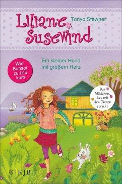 Ein kleiner Hund mit großem Herz / Liliane Susewind ab 6 Jahre Bd.7 (eBook, ePUB) - Stewner, Tanya