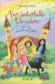 Vier zauberhafte Schwestern und die unsichtbare Gefahr / Vier zauberhafte Schwestern Bd.10 (eBook, ePUB)