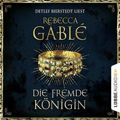 Die fremde Königin / Otto der Große Bd.2 (MP3-D...