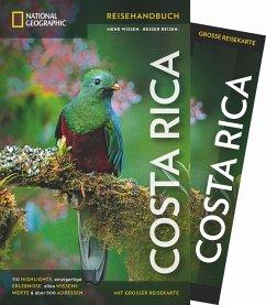 National Geographic Reiseführer Costa Rica: Mit Karte, Geheimtipps und allen Sehenswürdigkeiten von Costa Rica wie San José, Arenal, Poás, Monteverde, Irazú und den Nationalparks. - Baker, Christopher P.