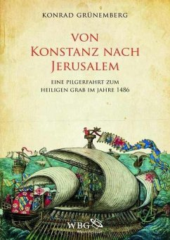 Von Konstanz nach Jerusalem - Grünemberg, Konrad