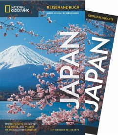 NATIONAL GEOGRAPHIC Reisehandbuch Japan - Bornoff, Nicholas; Lindelauf, Perrin