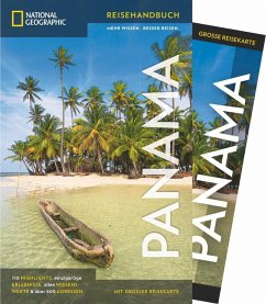 National Geographic Reisehandbuch Panama - Fülling, Oliver; Baker, Christopher P.