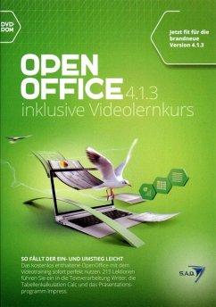 OpenOffice 4.1.3 plus Videolernkurs