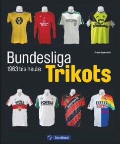 Bundesliga-Trikots - Appenowitz, Stefan