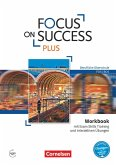 Focus on Success PLUS B1/B2: 11./12. Jg. - Workbook mit interaktiven Übungen auf scook.de