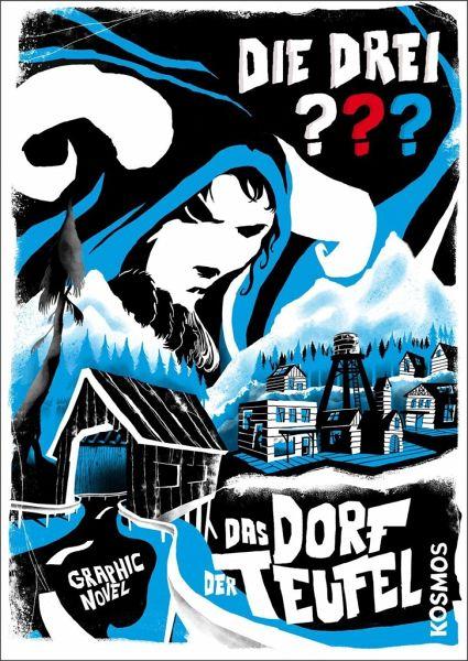 Buch-Reihe Die drei Fragezeichen Graphic Novel