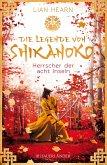 Herrscher der acht Inseln / Die Legende von Shikanoko Bd.1