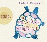 Die Phantasie der Schildkröte, 6 Audio-CD