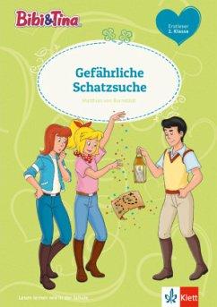 Bibi & Tina - Gefährliche Schatzsuche - Bornstädt, Matthias von
