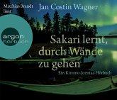 Sakari lernt, durch Wände zu gehen / Kimmo Joentaa Bd.6 (5 Audio-CDs)