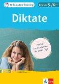 10-Minuten-Training Diktate. Deutsch 5./6. Klasse