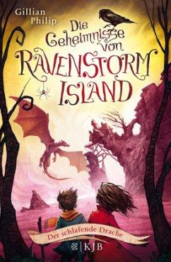 Der schlafende Drache / Die Geheimnisse von Ravenstorm Island Bd.5 - Philip, Gillian