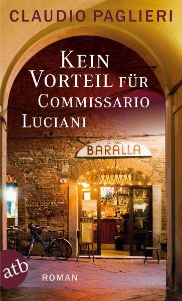Buch-Reihe Commissario Luciani von Claudio Paglieri