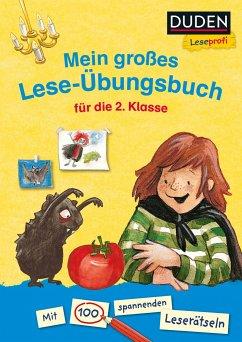 Duden Leseprofi - Mein großes Lese-Übungsbuch f...