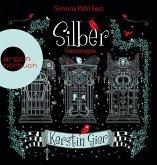 Silber - Die Trilogie der Träume / Silber Trilogie Bd.1-3 (6 MP3-CD)