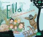 Ella und das Abenteuer im Wald / Ella Bd.14 (1 Audio-CD)