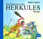 Die Heldentaten des Herkules, 1 Audio-CD