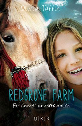 Buch-Reihe Redgrove Farm von Olivia Tuffin