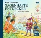 Sagenhafte Entdecker, 2 Audio-CDs
