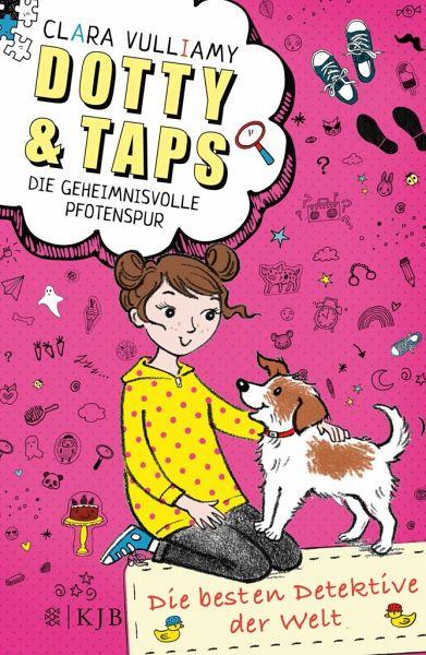 Buch-Reihe Dotty und Taps