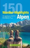 150 Wander-Highlights Alpen