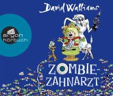 Zombie-Zahnarzt, 4 Audio-CD