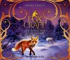 Der König der Schneewölfe / Foxcraft Bd.3 (5 Audio-CDs)