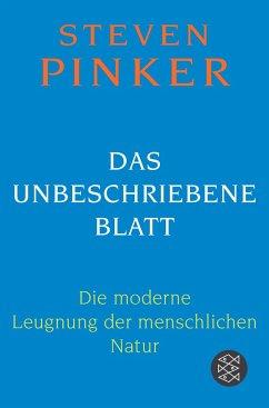 Das unbeschriebene Blatt - Pinker, Steven