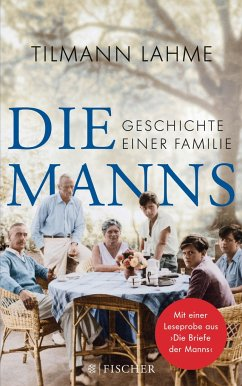 Die Manns - Lahme, Tilmann