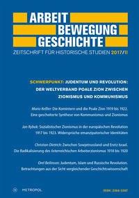Arbeit - Bewegung - Geschichte