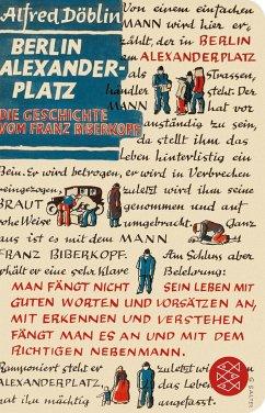 Berlin Alexanderplatz - Döblin, Alfred