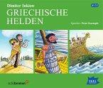 Griechische Helden, 6 Audio-CDs