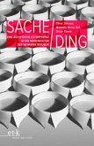 Sache / Ding