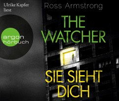 The Watcher - Sie sieht dich, 6 Audio-CDs