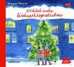 Wirklich wahre Weihnachtsgeschichten, 2 Audio-CD