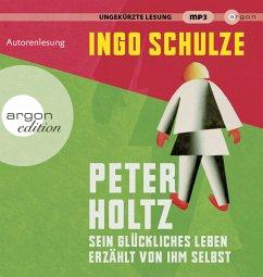 Peter Holtz, 2 MP3-CD - Schulze, Ingo