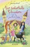 Vier zauberhafte Schwestern und die unsichtbare Gefahr / Vier zauberhafte Schwestern Bd.10