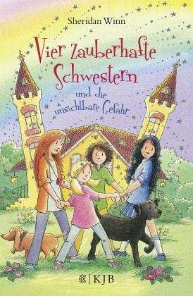 Buch-Reihe Vier zauberhafte Schwestern von Sheridan Winn