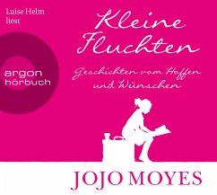 Kleine Fluchten, 2 Audio-CDs - Moyes, Jojo
