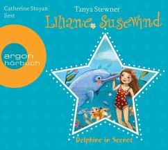 Delphine in Seenot / Liliane Susewind Bd.3 (Audio-CD) - Stewner, Tanya