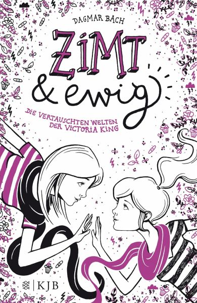Buch-Reihe Zimt-Trilogie