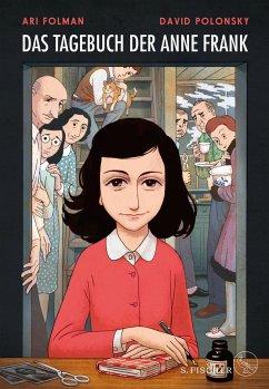 Das Tagebuch der Anne Frank - Folman, Ari; Polonsky, David