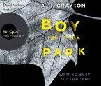 Boy in the Park - Wem kannst du trauen?, 6 Audio-CD