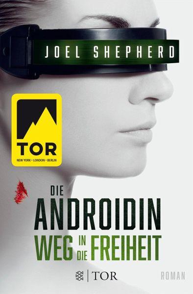 Buch-Reihe Die Androidin