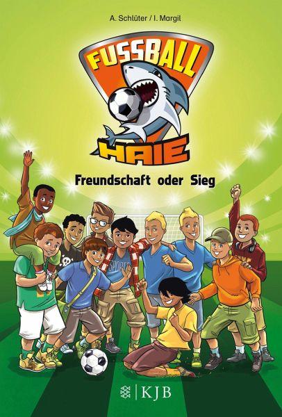Buch-Reihe Fußball-Haie