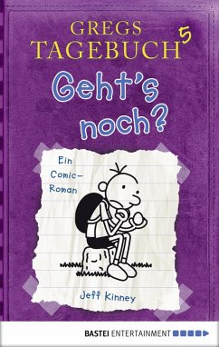 Gregs Tagebuch 5 - Gehts noch?